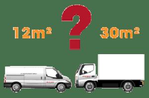 Louer un camion ou appeler des demenageurs ?